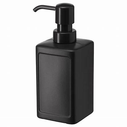 Soap Dispenser Ikea Rinnig Gray
