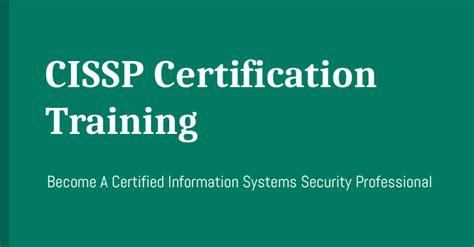 cissp certification     security