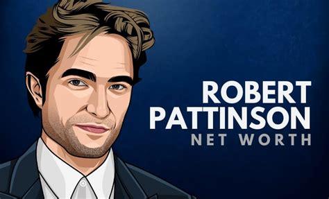 Robert Pattinson's Net Worth in 2020   Wealthy Gorilla