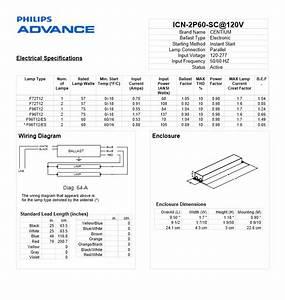 Philips Advance Icn 2p32 N Ballast Wiring Diagram