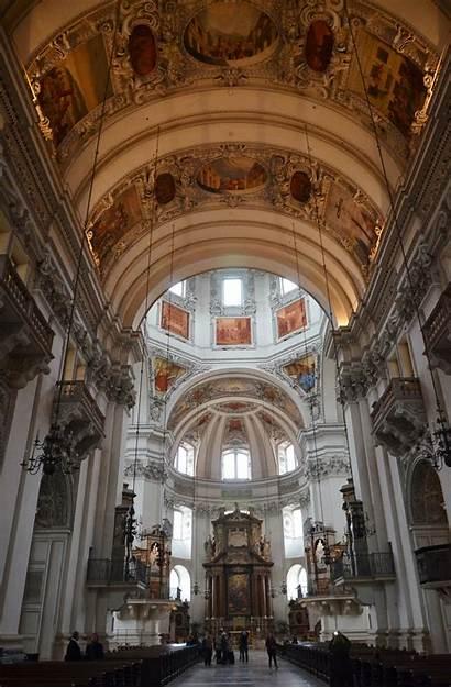 Cathedral Salzburg Church Mortel Richard Thousandwonders