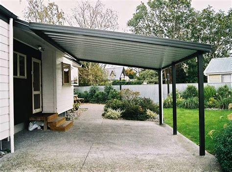 Cantilever Carports For Bungalows Patio Cover