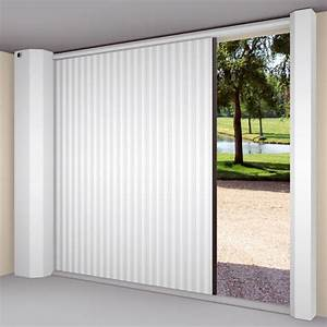 porte de garage laterale a enroulement sur mesure voletshop With porte de garage enroulable sur mesure