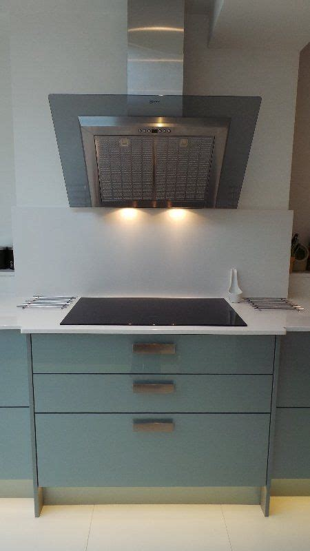 neff induction hob  cooker hood supplied  fitted  kitchen ergonomics www