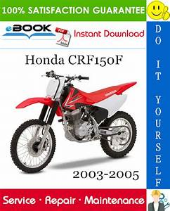 Best  U2606 U2606 Honda Crf150f Motorcycle Service Repair Manual