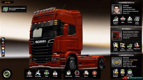 Lovely All Garage Savegame V1 0 Ets2 Truck Simulator 2