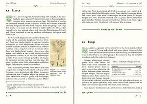 big list showcase of beautiful typography done in tex With book template in latex