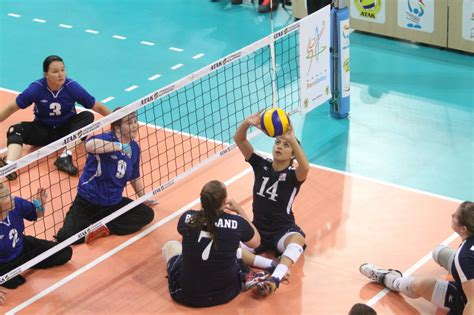 volleyball disabled sports usa