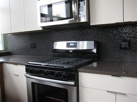 black backsplash in kitchen batches of moddotz porcelain tiles modwalls colorful modern tile