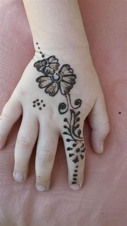 Henna Mehndi Easy Babies Tattoos Events Babys