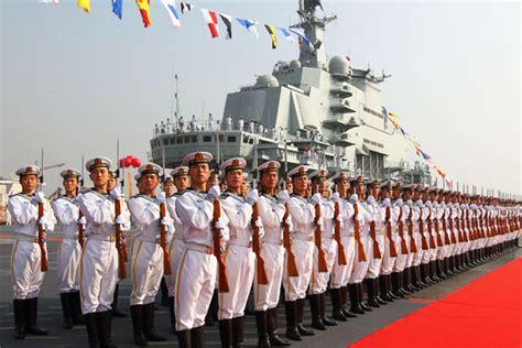 chinas  military leadership takes shape
