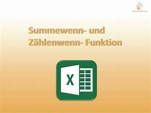 Summewenn und zahlenwenn youtube for Summewenn und