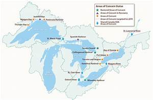 Pollution In The Great Lakes That Border Essayanthology