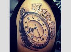 Tatouage Horloge Date De Naissance Printablehd