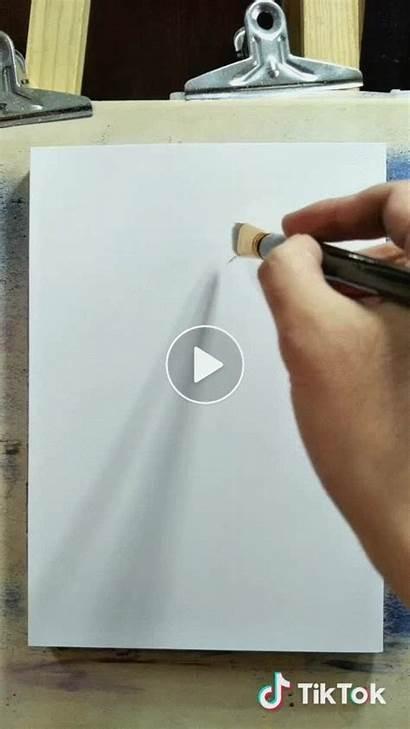 Painting Acrylic Pintura Courte Sound Glue Video