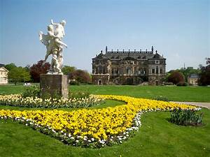 Groer Garten Urban Park In Dresden Thousand Wonders