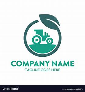 Do, Attractive, Agriculture, Logo, Design, With, Fast, Delivery