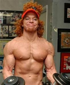 Carrot Top's Radical Makeover. Yes, You Read That Right ...