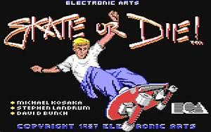 Skate or Die! (1987) C64 game