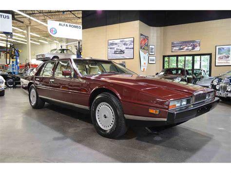 1987 Aston Martin Lagonda Series 3 For Sale