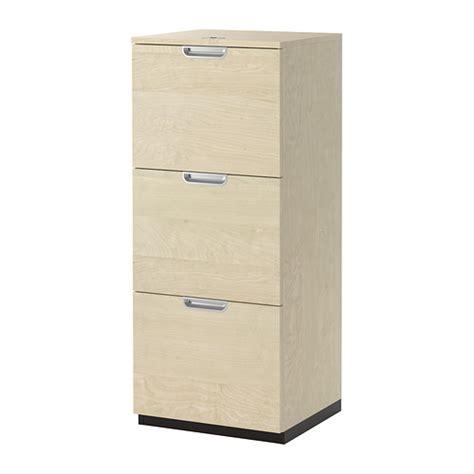 Ikea Galant File Cabinet by Galant File Cabinet Birch Veneer Ikea