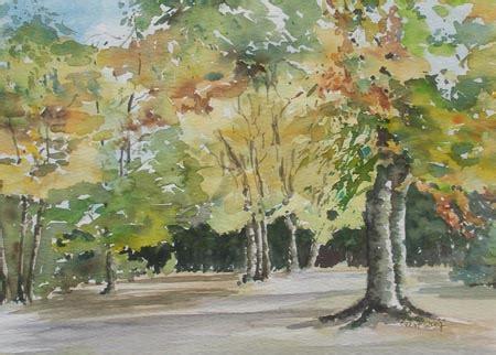 Herbst Im Englischen Garten by Herbst Im Englischer Garten