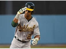 A's offense explodes in 166 win over Dodgers