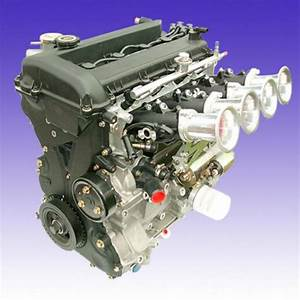 Ford Duratec 20 Crate Engine