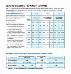 Simple Interest Car Loan Calculator 10 Loan Interest Calculator Templates To Download Sample