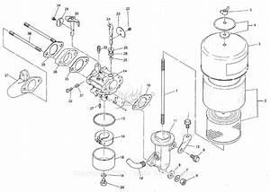Robin  Subaru W1 Carburetor