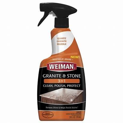 Granite Polish Stone Weiman Clean Protect