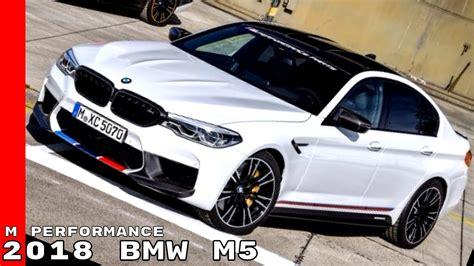 M5 Performance Parts by 2018 Bmw M5 M Performance Parts Exhaust Sound
