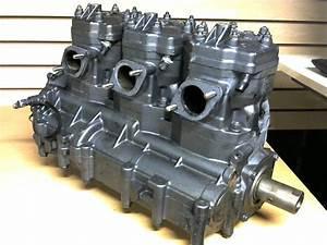 1996 Tigershark Monte Carlo 900 Engine 0662-173-a