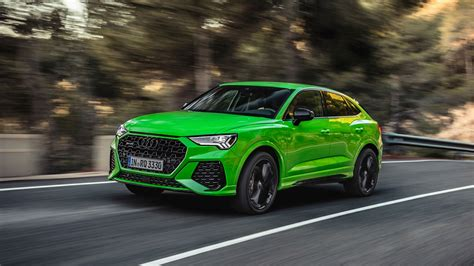 Whether on a holiday trip or for everyday driving, it offers plenty of space and its practical details ensure rich variety. New Audi RS Q3: performance crossover now comes in ...