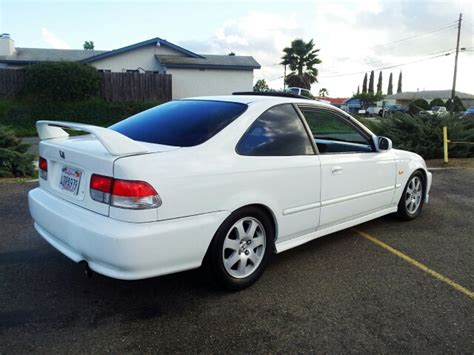 1999 Honda Civic Ex Coupe W/ Si Conversion In Spring