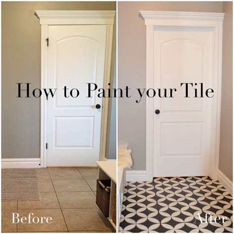 bathroom tile and paint ideas how to paint your tile remingtonavenue com