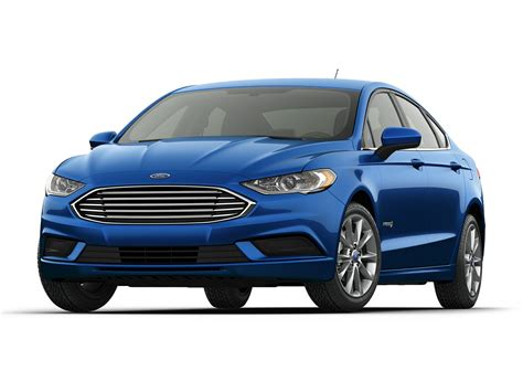 Front Wheel Drive Car by New 2017 Ford Fusion Hybrid Price Photos Reviews