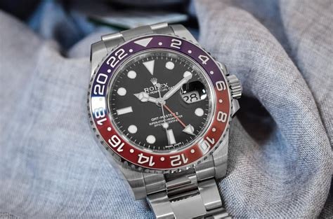 Rolex GMT-Master II Pepsi White Gold 116719BLRO | REVIEW
