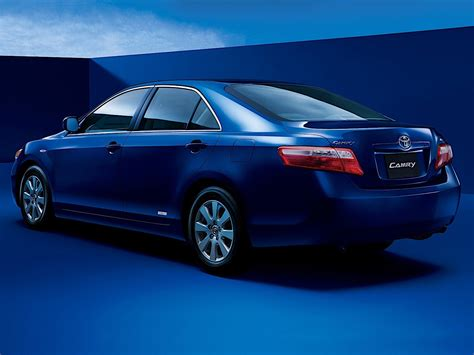 Camry hybrid offers a cleaner drive without sacrificing power or style. TOYOTA Camry Japan specs & photos - 2007, 2008, 2009, 2010 ...