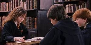 'Harry Potter' audition tape with Ron and Hermione ...