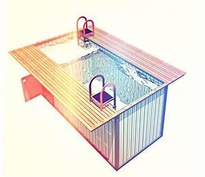 Container Haus Bauen : containerkonzept mit pool ~ Michelbontemps.com Haus und Dekorationen
