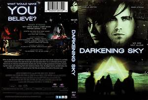 Darkening Sky - Unrated - Movie DVD Scanned Covers ...