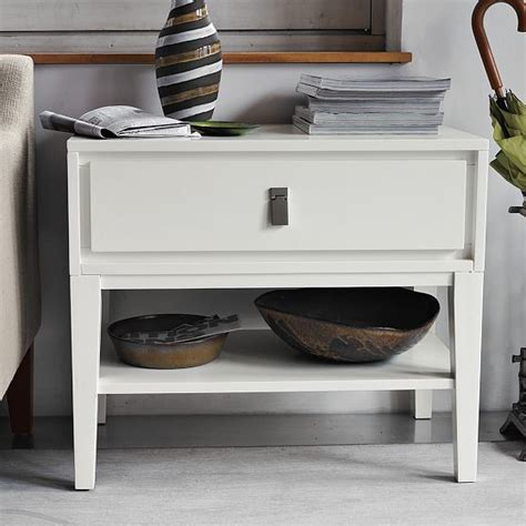 West Elm Niche Nightstand by Niche Nightstand Modern Nightstands And Bedside Tables
