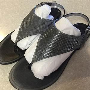Aldo Shoes Aldo Summer Bling Jelly Sandals Size 75