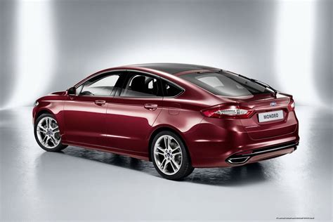 The 2013 Ford Mondeo Europe's New Favorite Wagon