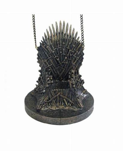 Throne Iron Ornament