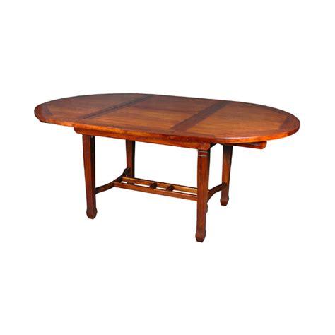 table ronde avec rallonge papillon meuble d indon 233 sie