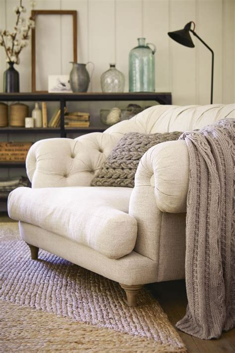 curl up in an oversized armchair with luxurious