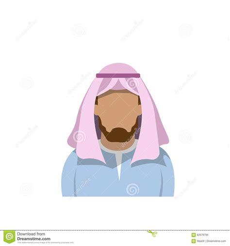 Arabic Male Silohette