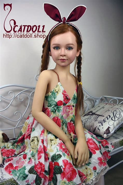 Catdoll Super Real American Girl Rosie With Implanted